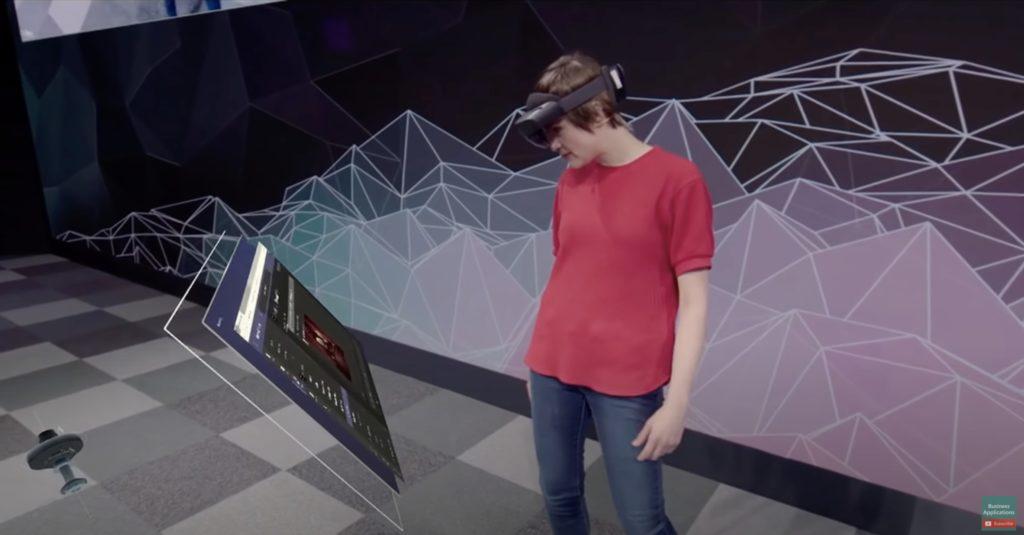MR (複合現実) デバイス、Hololens2でできること